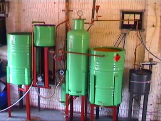 Bio diesel the veggie fuel veggiepower all you need to know about making biodiesel at home solutioingenieria Images