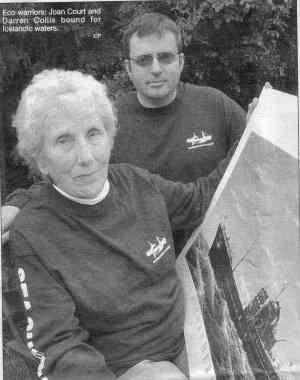 Joan Court & Darren