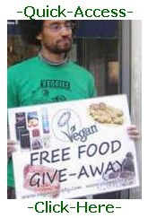 Vegan Outreach Diary link
