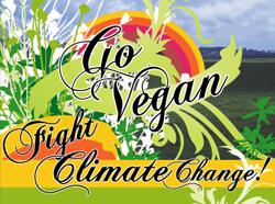 Go Vegan logo