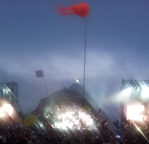 Stones at Glastonbury