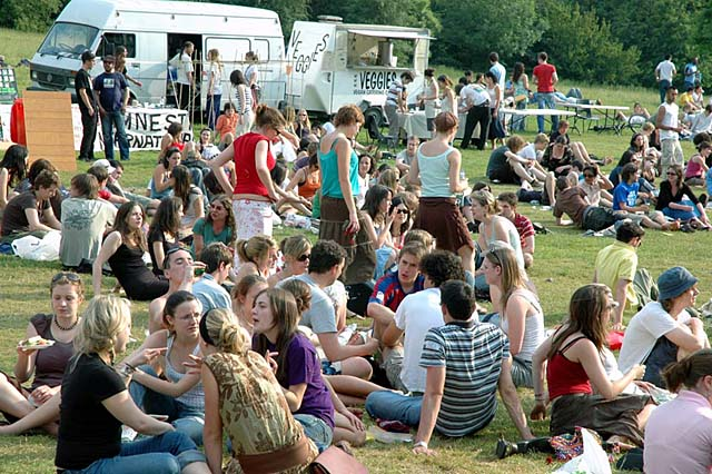Sounds on the Downs 2006