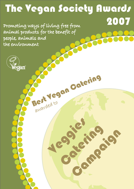 Vegan Award 2007