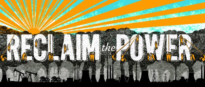 reclaim the power header