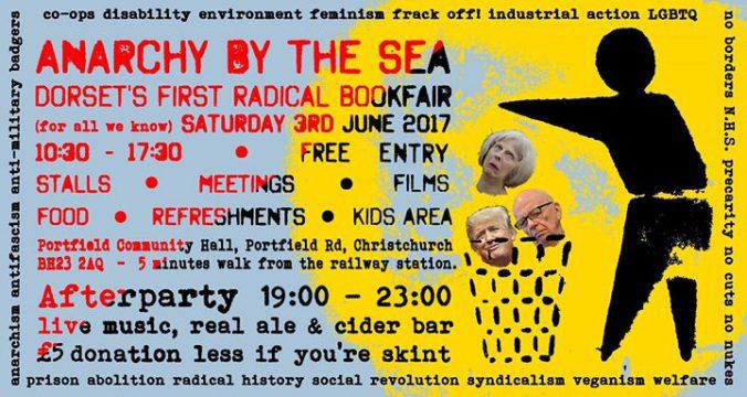 dorset radical bookfair 2017