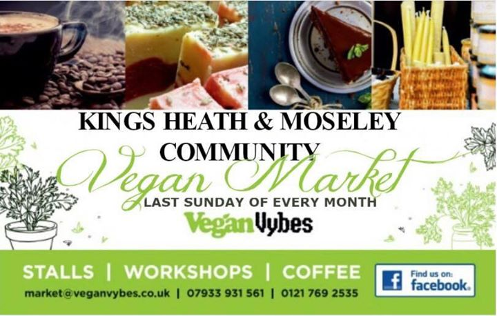 Vegan Vybes Kings Heath image