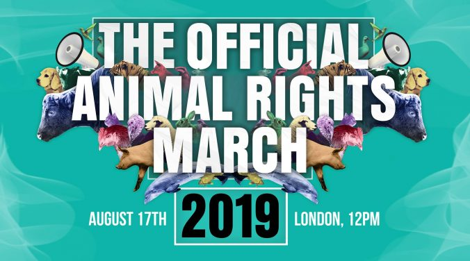 Official animal rights march 2019