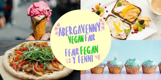 Abergavenny Vegan Fair logo