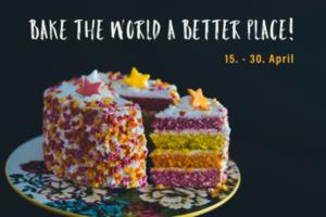 Worldwide vegan bake sale image