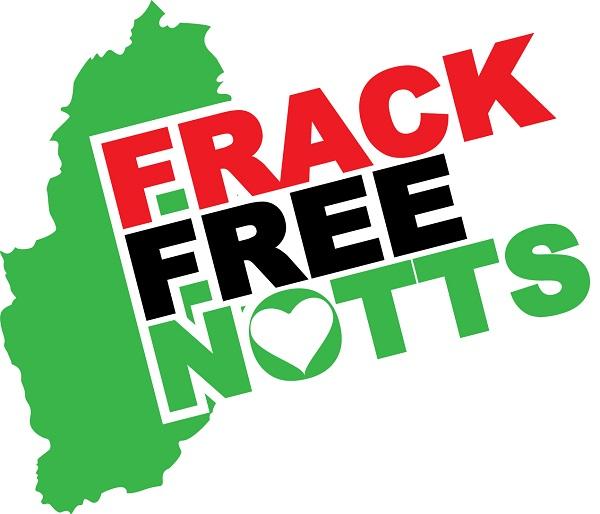 Frack Free Notts Logo