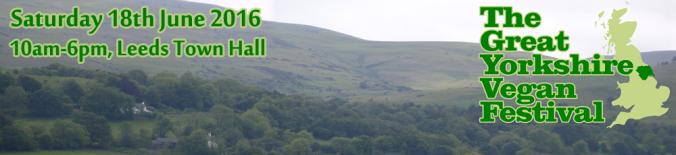 Image for Great Yorkshire vegan festival