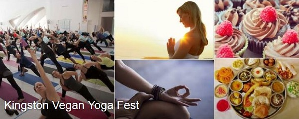 Kingston Vegan Yoga Fest