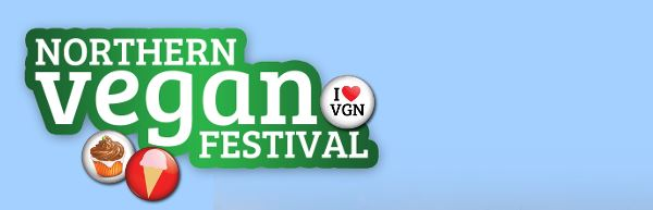 logo for Northern Vegan Festival