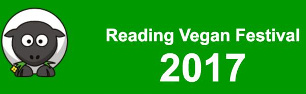 Reading Vegan Festival logo