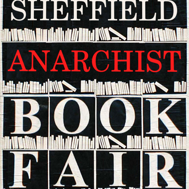 Sheffield Anarchist Bookfair Logo