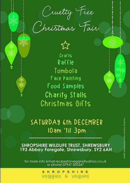 Shrewsbury fair