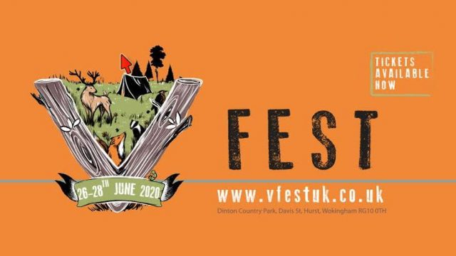 V Fest logo