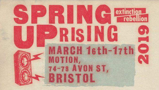 Spring Uprising