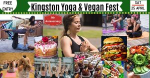 Kingston Yoga & vegan festival