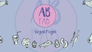 Ab Fab vegan logo