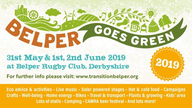 belper goes green flier