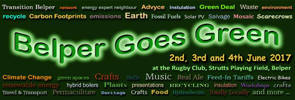 belper goes green 2017