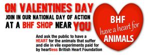 British Heartless Foundation Flier