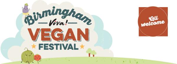 Logo for birmingham-vegan-festival