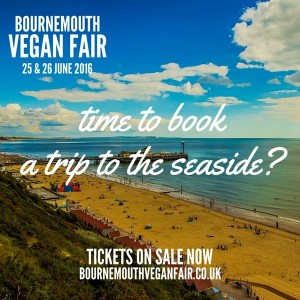 bournemouth vegan fair