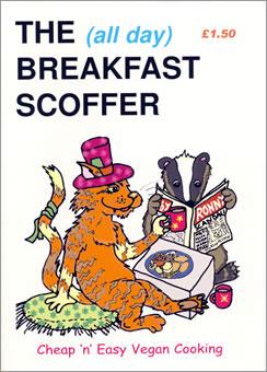 Breakfast Scoffer Cover