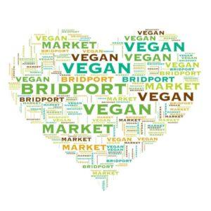 bridport vegan market logo