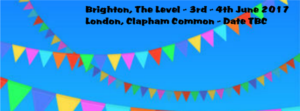 Brighton Clapham Common logo