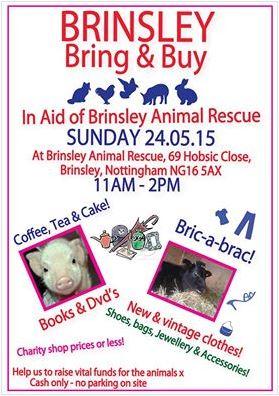 Brinsley Poster