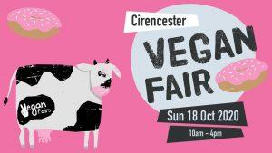 cirencester vegan fair logo