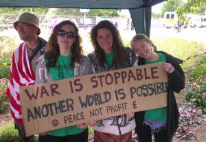 Stop the Arms Fair 2013