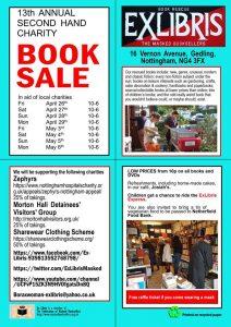 ExLibris booksale 2019