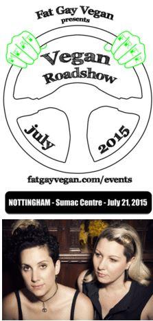 Vegan Roadshow Nottingham