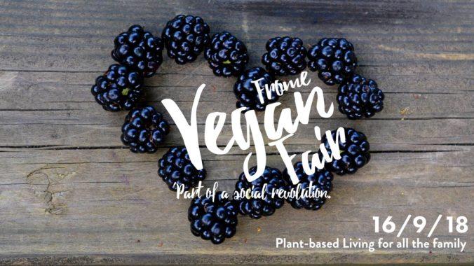 frome vegan fair