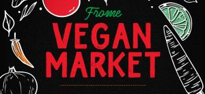 frome vegan market logo