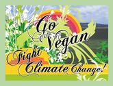 vegan climate logo