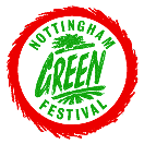 Nottingham Green Festival Logo