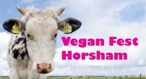 Vegan Fest Horsham logo