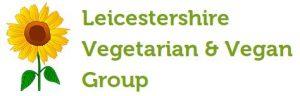 leicester vegetarian vegan logo