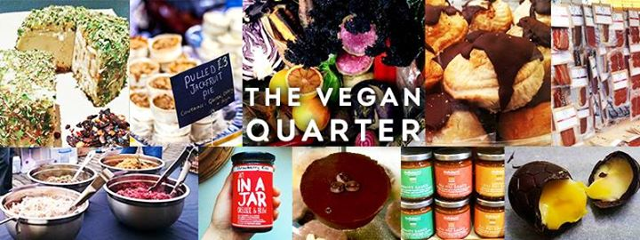 leith vegan quarter