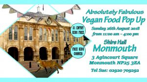 Monmouth vegan food fair