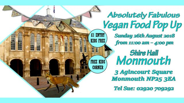 Monmouth vegan food fair