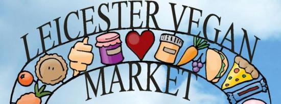 Leicester Vegan Market logo