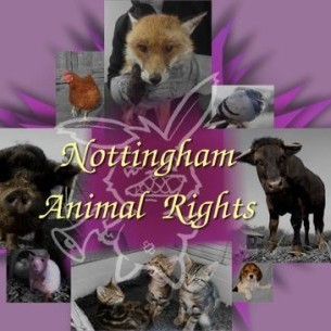 Nottingham Animal Rights logo