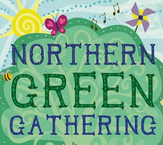 northern green gathering banner
