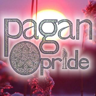 Pagan pride logo